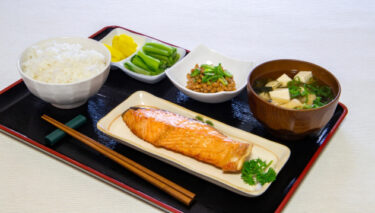 Japanese food and mushroom①~Why is Japanese food healthy? ~