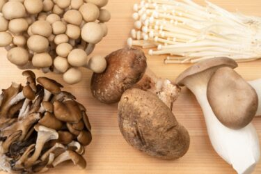 Japanese food and mushroom②~Demand of mushrooms in Japan~